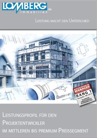 Immobilien Projektentwickler mittleres bis premium Preissegment