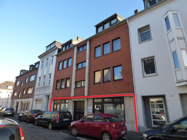 Krefeld Zentrum variable Büroeinheit